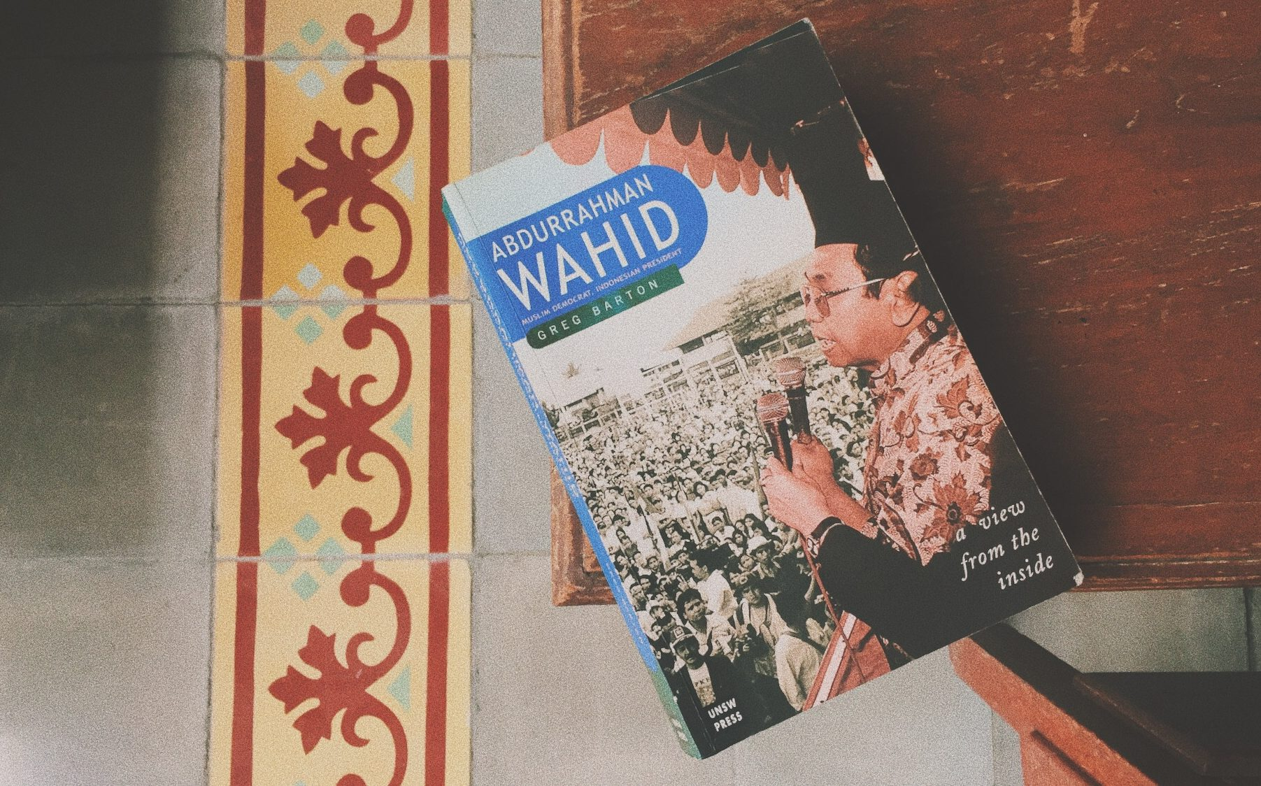 Book Review: Abdurrahman Wahid by Greg Barton